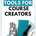 Wondering how to create an online course? These online course tools are the best! Teachable, Thrivecart, Deadline Funnel and more.